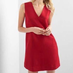 Gap Women's 'Red Apple' Sleeveless Shift Dress